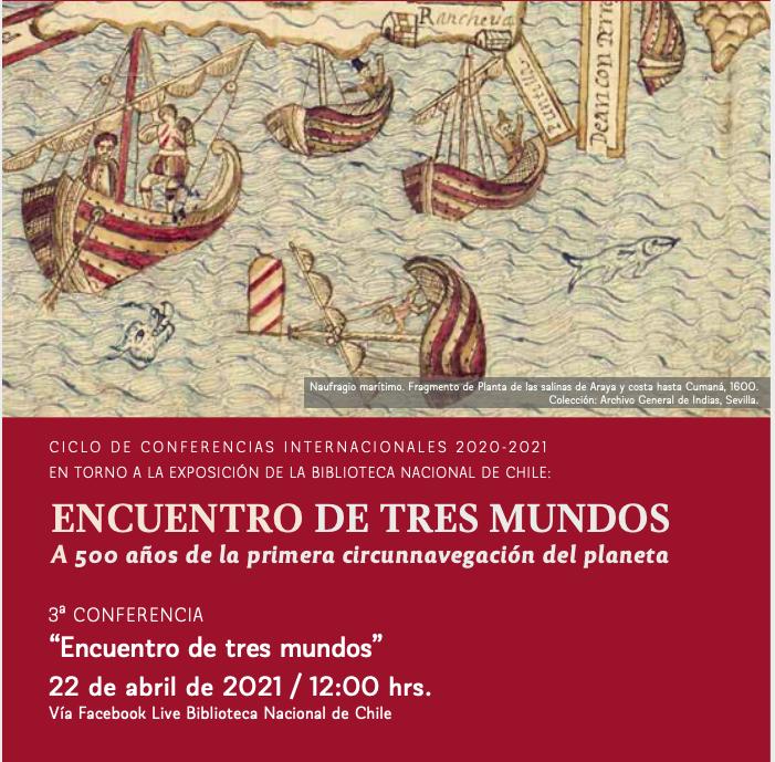 Invitación conferencia 5 Centenario