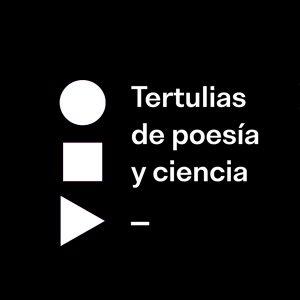 Logo tertulias de poesía y ciencia 2021