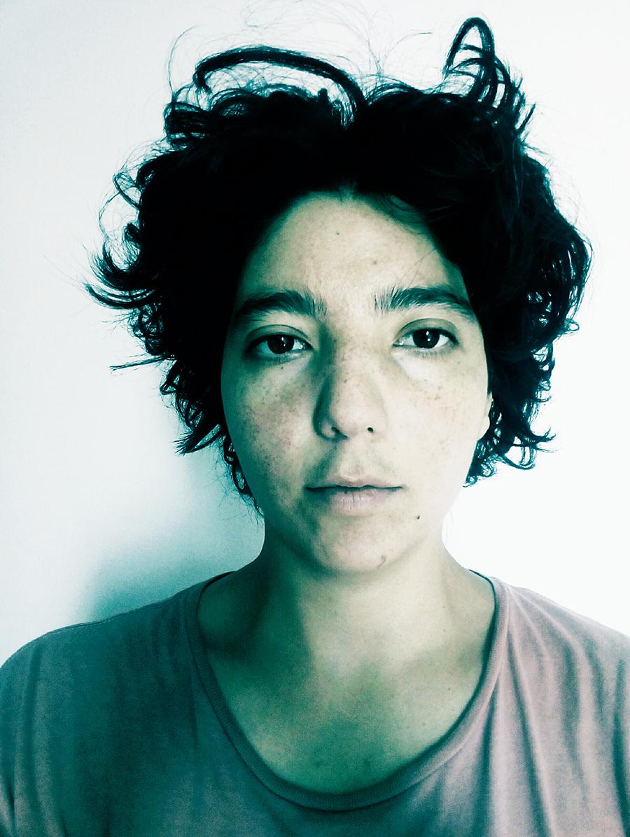 retrato de Daniela Cabrera