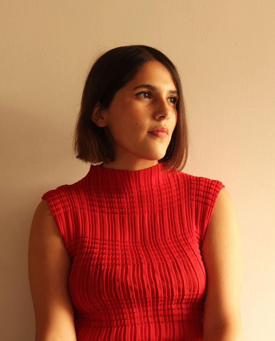 retrato de Luisa Barrera